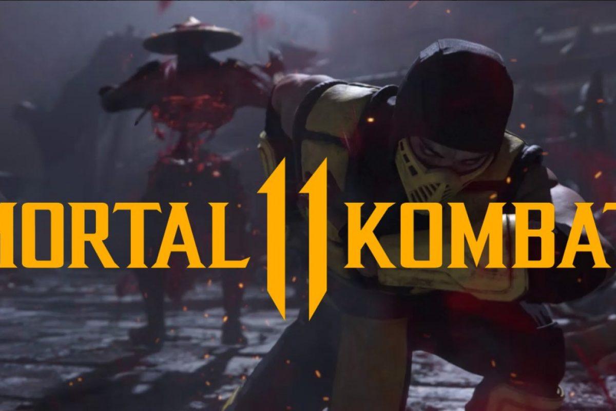 Mortal Kombat 11: Λεπτομέρειες και screenshots από τον τίτλο