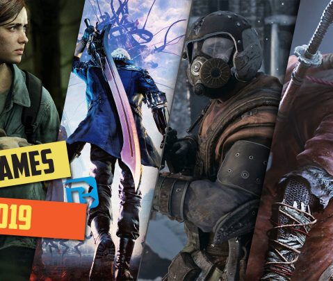 5+2 Games που θα λιώσουμε το 2019