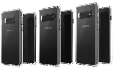 Ο αισθητήρας δακτυλικών αποτυπωμάτων των Galaxy S10, S10+, είναι ορατός στο ηλιακό φως