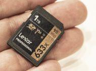 Η Lexar κατασκεύασε την πρώτη SD μεγέθους 1TB!