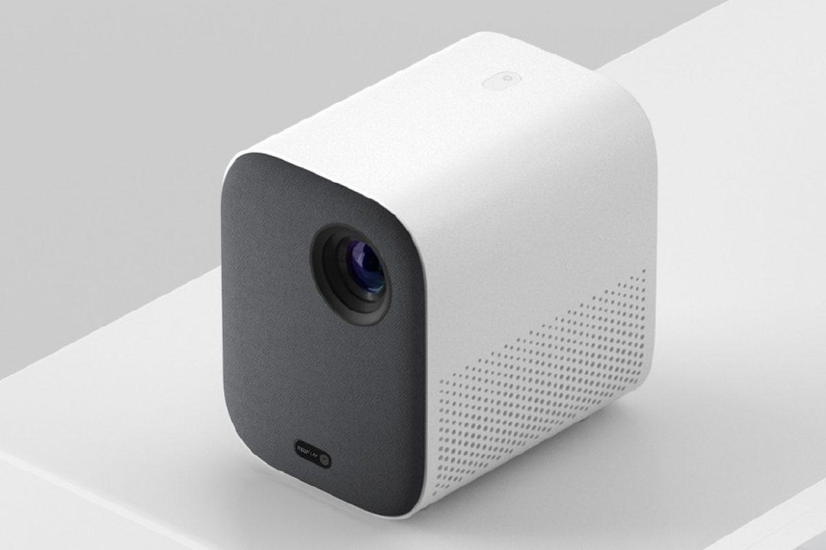 H Xiaomi ανακοίνωσε τον Mi Home Projector Lite