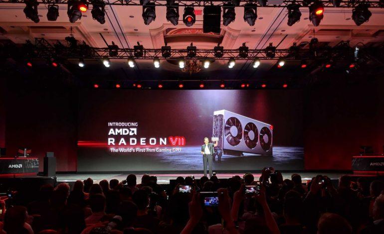Η AMD αποκάλυψε τη νέα γενιά καρτών γραφικών Radeon VII