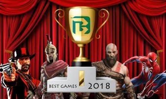 ΤΑ ΚΑΛΥΤΕΡΑ ΠΑΙΧΝΙΔΙΑ ΤΟΥ 2018 | 🏆 BUSTED GAME AWARDS