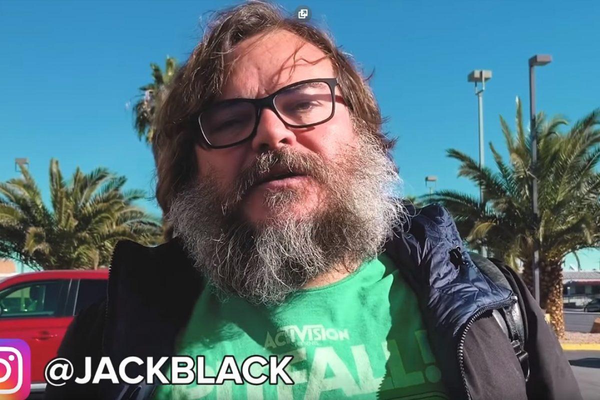 "Jablinski Games: O Jack Black άνοιξε κανάλι στο YouTube και μας γυρνάει στο ""pure gaming"""