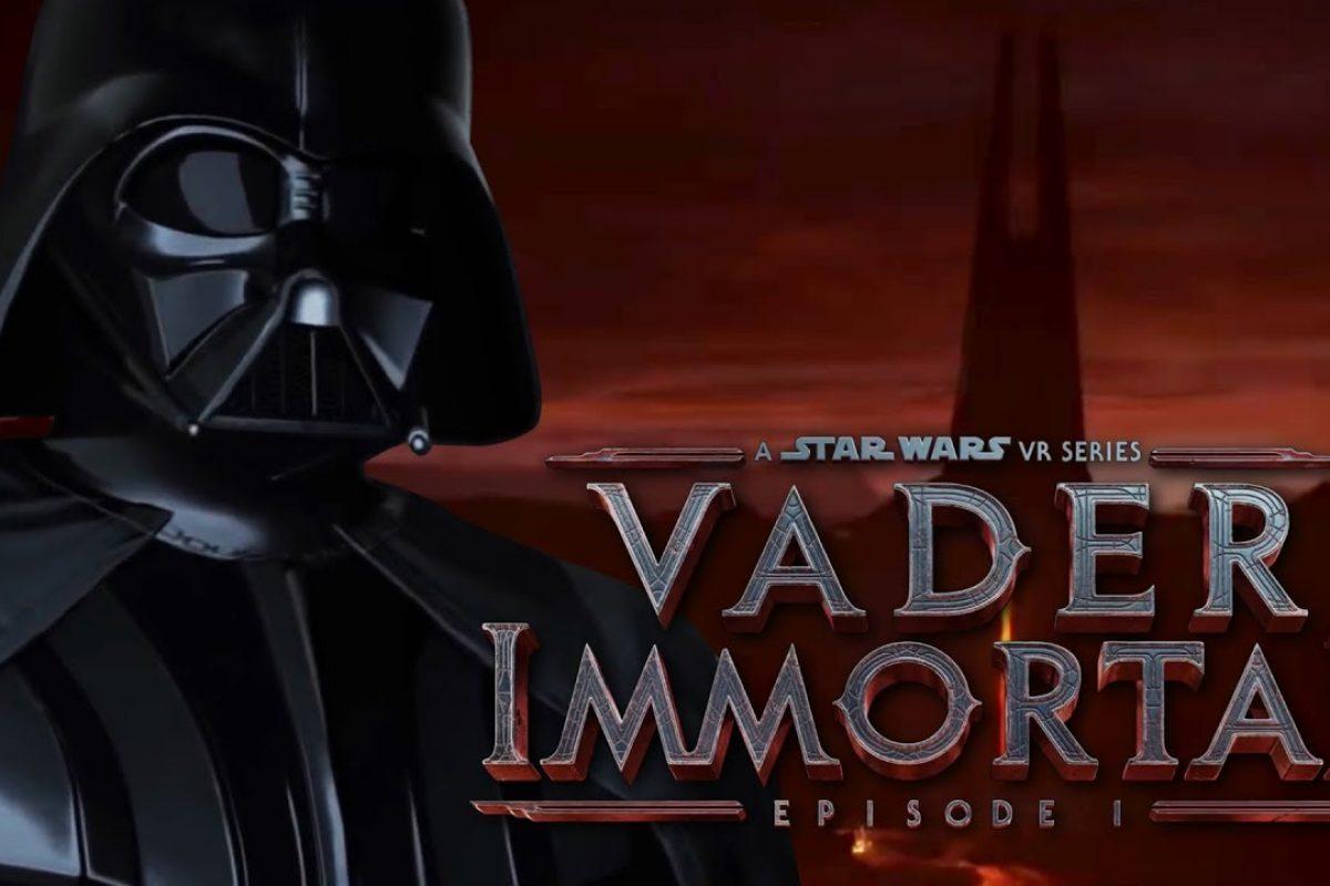 Vader Immortal… Η VR εμπειρία που πολλοί περιμέναμε!