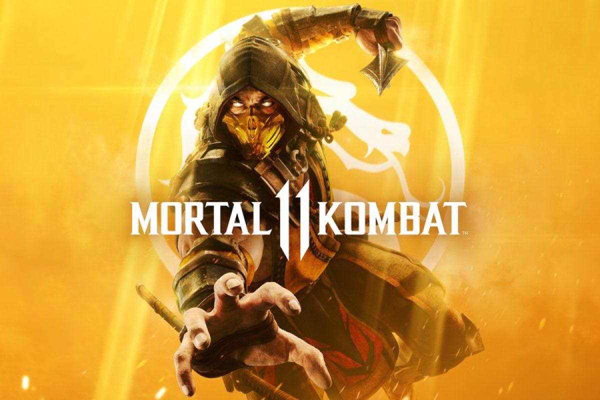Η αποκάλυψη του Gameplay και περισσότερων πληροφοριών για το Mortal Kombat 11