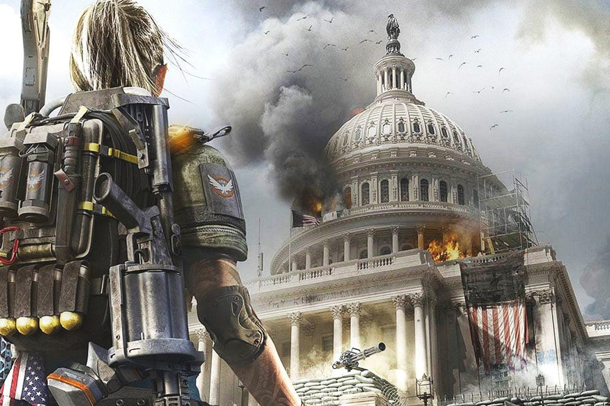 Αυτό είναι το launch trailer του Tom Clancy's: The Division 2 (Video)