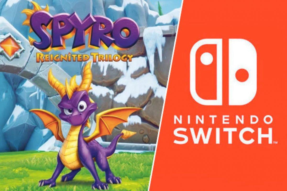 Γνωστοποιήθηκε η ημερομηνία κυκλοφορίας του Spyro για το Nintendo Switch;