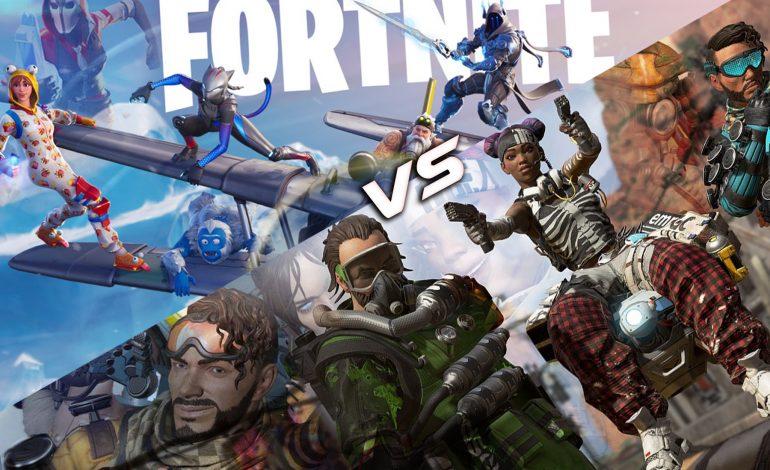 Apex Legends vs Fortnite - Τι παίζει με αυτή την κόντρα;