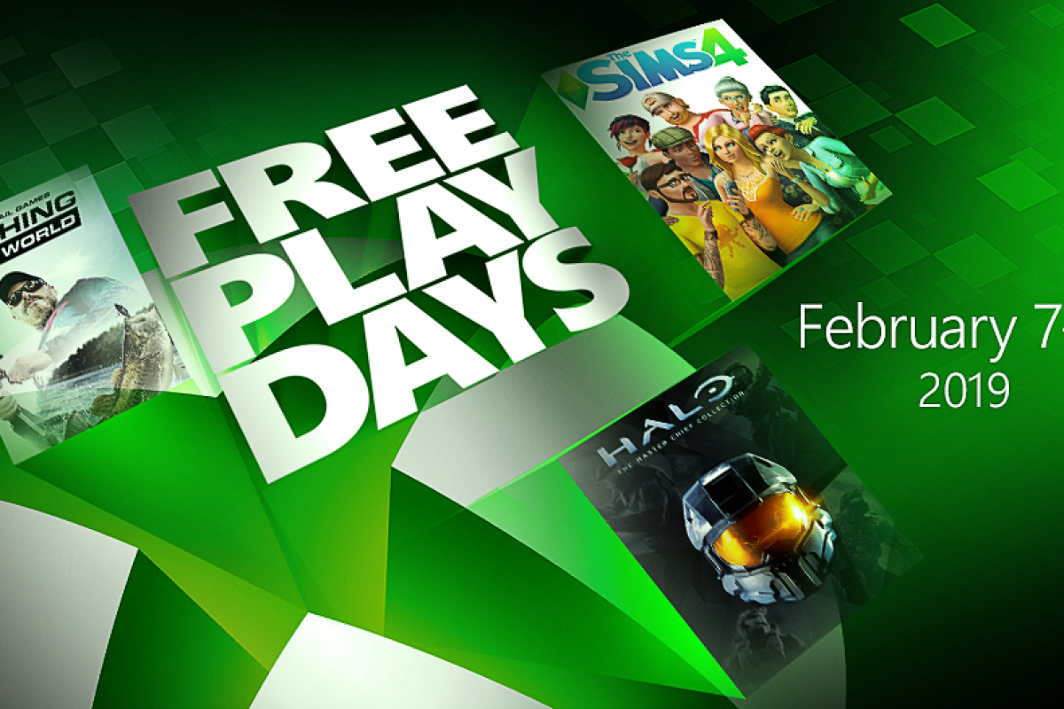 Free Play Days | Halo: The Master Chief Collection και άλλα δωρεάν στο Xbox One