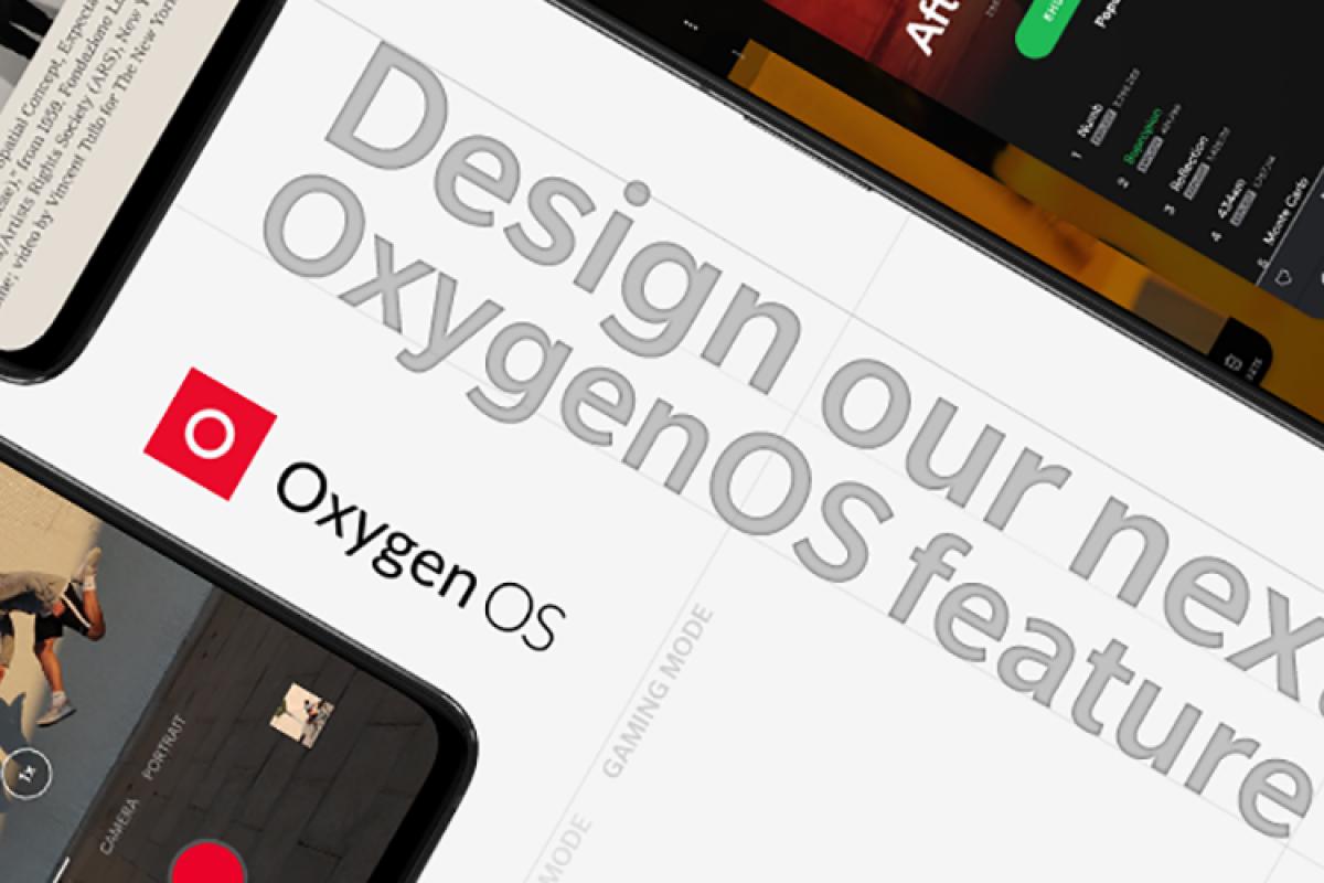 Η OnePlus καλεί τους χρήστες να σχεδιάσουν νέες λειτουργίες για το OxygenOS με το #PMChallenge.