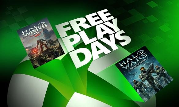 Free Play Days | Halo Wars 1 & 2 στους συνδρομητές Live Gold για το Σαββατοκύριακο