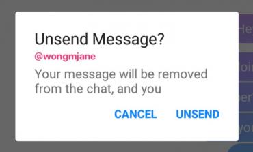 Facebook Messenger: Διαθέσιμη η δυνατότητα για διαγραφή μηνυμάτων!