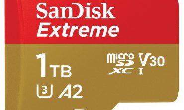 Η SanDisk και η Micron μεγαλώνουν τις MicroSD με μνήμη 1TB