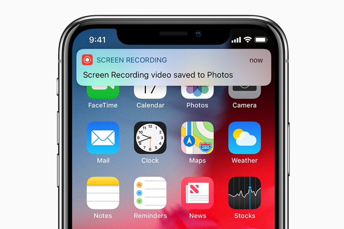 Πώς να καταγράψετε την οθόνη του iPhone ή του iPad σας