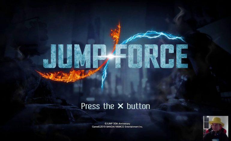 Παίξαμε Live το Jump Force