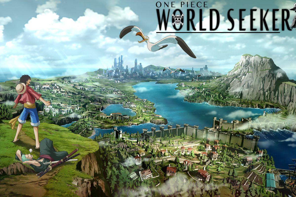 Δύο νέα trailers κάνουν την εμφάνισή τους για το One Piece: World Seeker