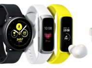 Samsung Galaxy Wearables: Galaxy Watch Active,Galaxy Fit/Galaxy Fit e & Galaxy Buds