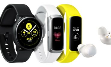 Samsung Galaxy Wearables: Galaxy Watch Active,Galaxy Fit/Galaxy Fit e & Galaxy Buds