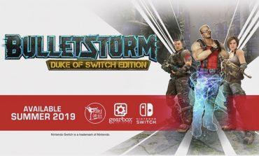 Το Bulletstorm και ο Duke εισβάλουν στο Nintendo Switch