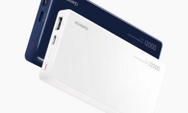 Το νέο Power Bank της Huawei με δυνατότητα SuperCharge μας εντυπωσιάζει.