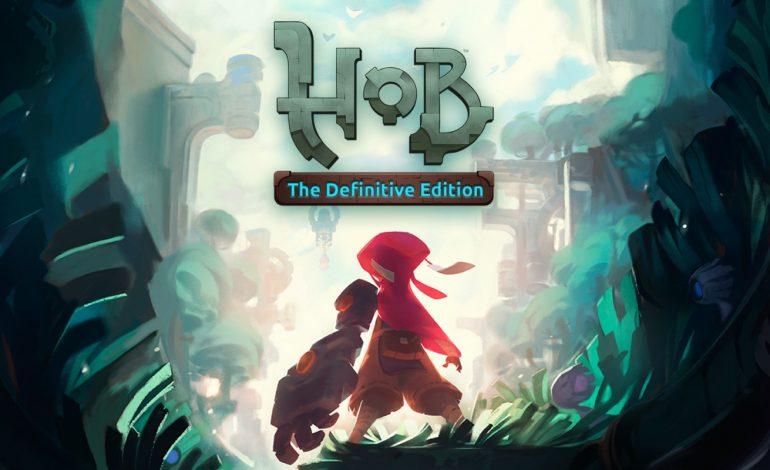Το Hob: The Definitive Edition σύντομα διαθέσιμο στο Nintendo Switch