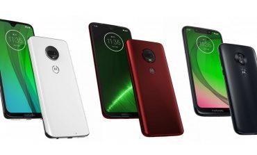 Moto G7: Το νέο μοντέλο της σειράς τηλεφώνων του Google Fi