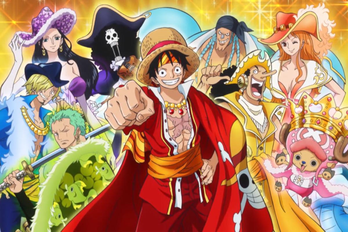 To One Piece έρχεται στο Netflix με live action σειρά