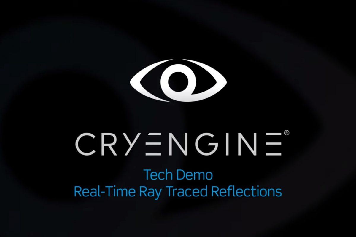 Το Ray-Tracing tech-demo της Crytek που τρέχει και σε AMD κάρτες γραφικών