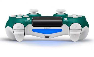 "To DualShock 4 θα έρθει πλέον και σε ""αλπικό πράσινο"""
