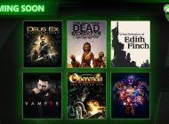 Τα παιχνίδια που έρχονται να προστεθούν στο Xbox Game Pass για τον μήνα Μάρτιο
