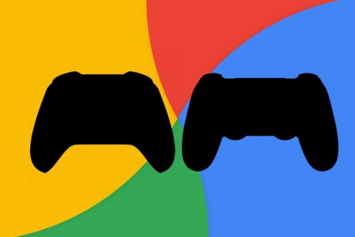 Πρώτη ματιά στο Gaming χειριστήριο της Google