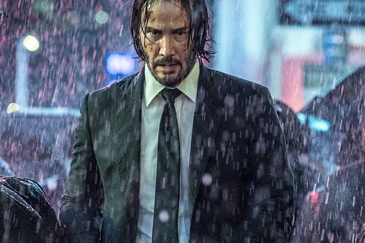 Στο νέο trailer για το John Wick 3, o Keanu Reeves εκτελεί ότι κινείται