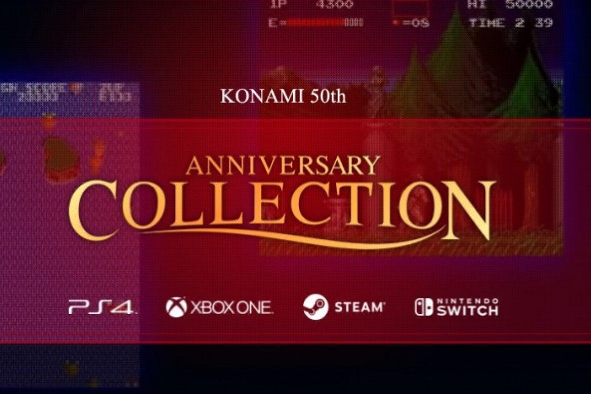Έρχονται τρεις διαφορετικές συλλεκτικές συλλογές από την Konami