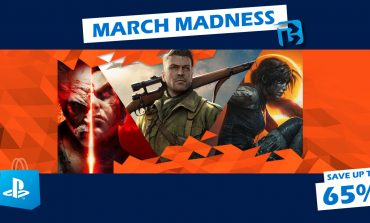 Οι Τρελές Εκπτώσεις Μαρτίου στο PlayStation Store