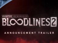 Trailer και πληροφορίες για το Vampire: the Masquarade Bloodlines 2