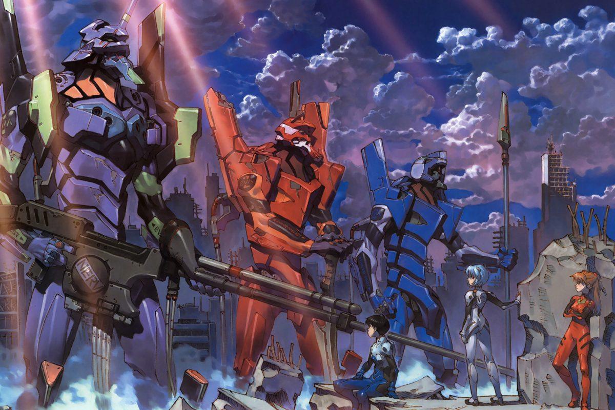 Netflix: Το Neon Genesis Evangelion απέκτησε επίσημη ημερομηνία κυκλοφορίας