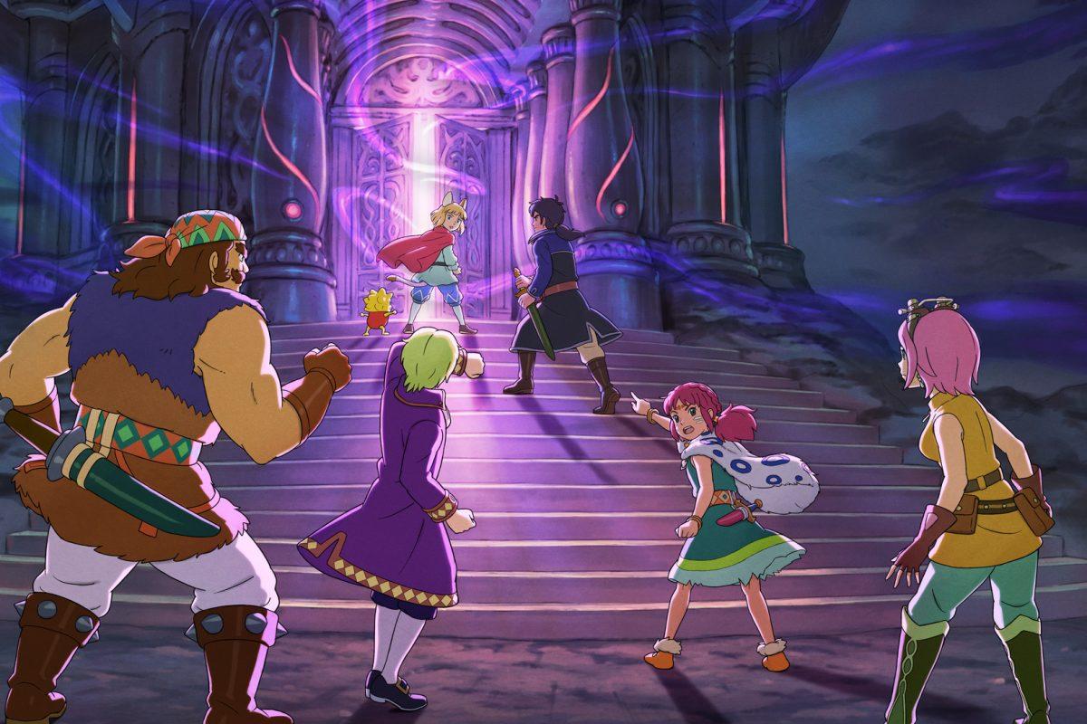 Ημερομηνία κυκλοφορίας DLC για το Ni no Kuni II: Revenant Kingdom