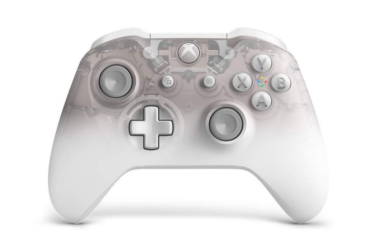 Xbox One 'Phantom White': Ένα πολύ ιδιαίτερο χειριστήριο