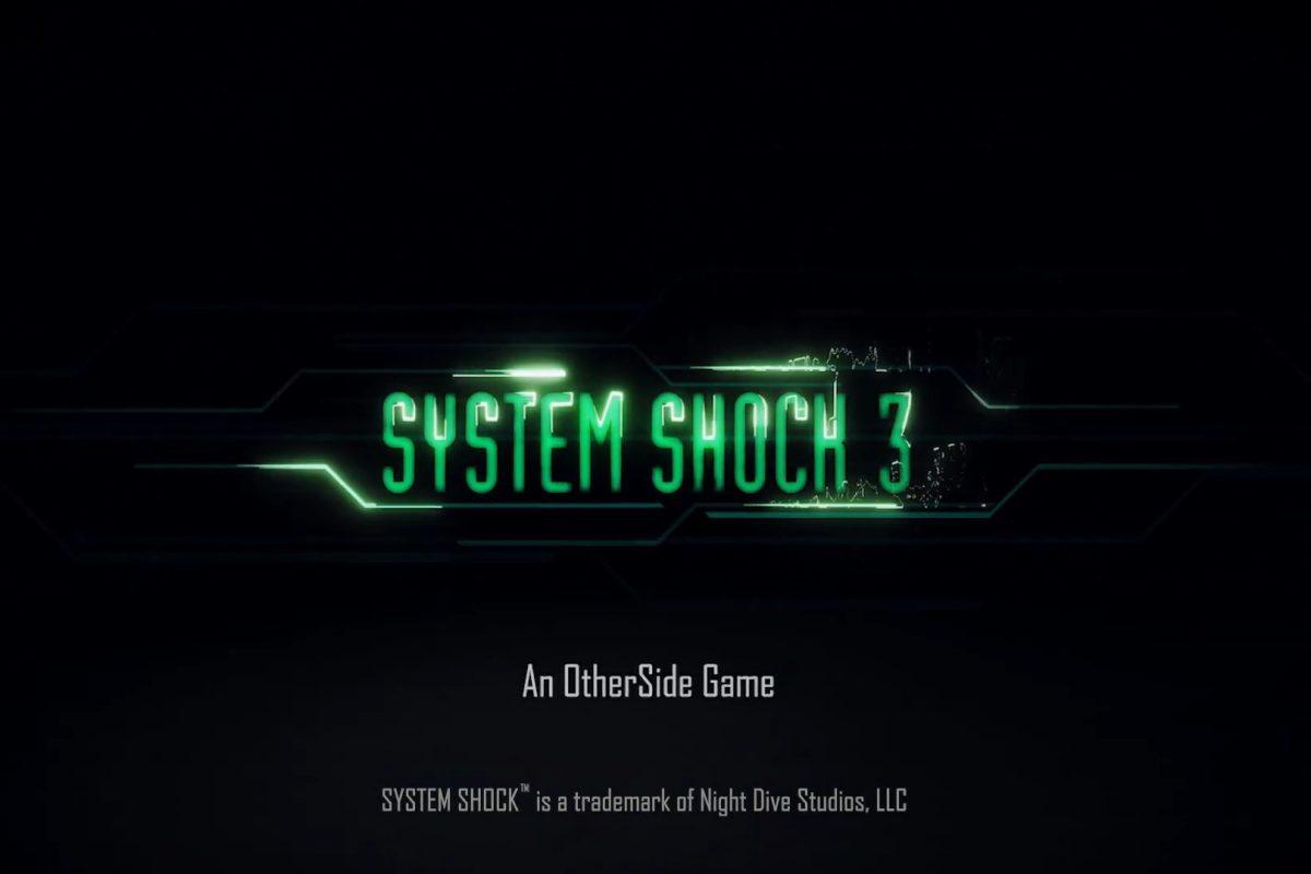 Teaser trailer και πρώτα screenshots για το System Shock 3