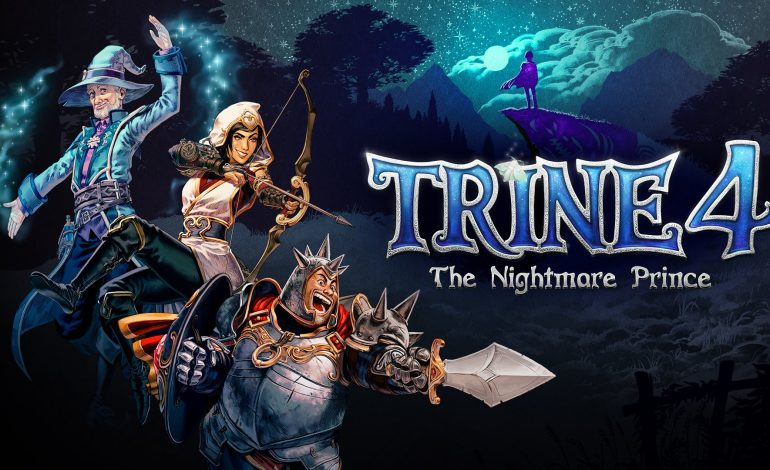 To Trine 4: The Nightmare Prince αποκαλύπτεται (Video)