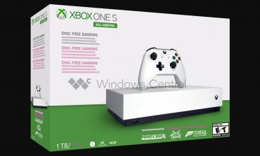 Οι πρώτες πληροφορίες του Xbox One S All-Digital