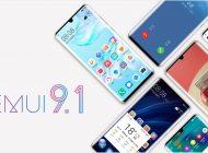 Η Huawei θα αναβαθμίσει 49 συσκευές σε EMUI 9.1