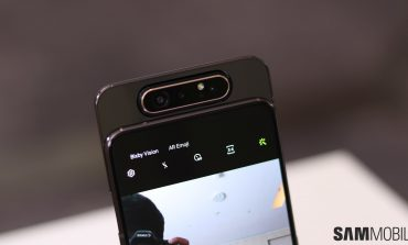 Galaxy A80: To πρώτο smartphone της Samsung με περιστρεφόμενη κάμερα