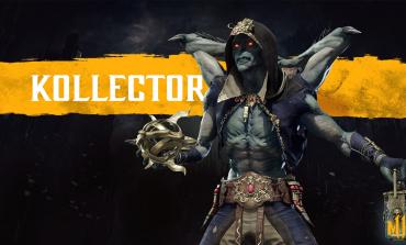 Mortal Kombat 11: Η αποκάλυψη του Kollector