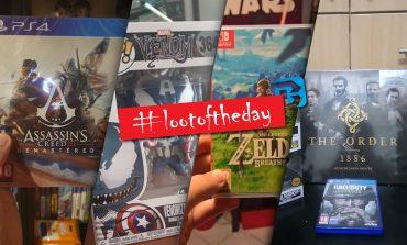 Οι Gaming Αγορές της Εβδομάδας | #lootoftheday Ep. 8