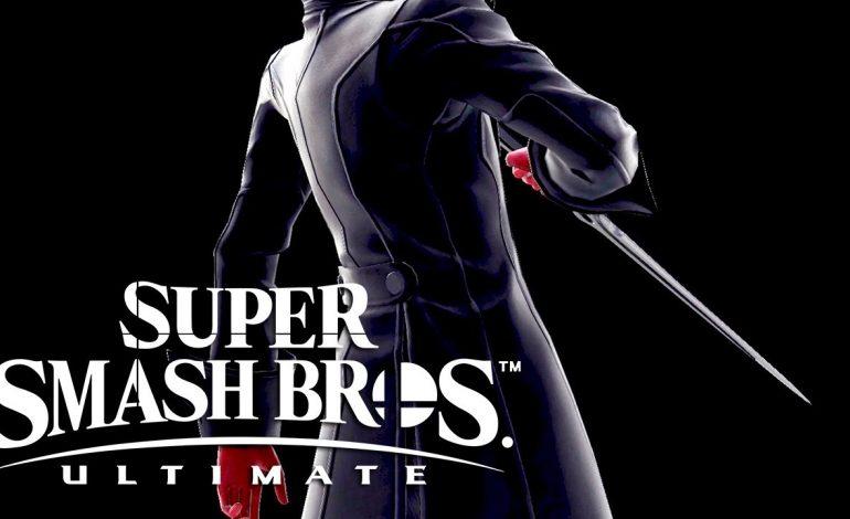 Έφτασε ο τελευταίος χαρακτήρας του DLC στο Super Smash Bros Ultimate
