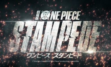 Ημερομηνία κυκλοφορίας για το One Piece: Stampede